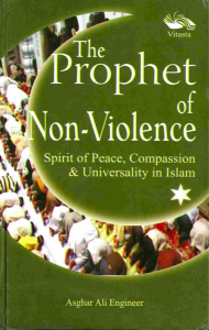 The prophet of non violence