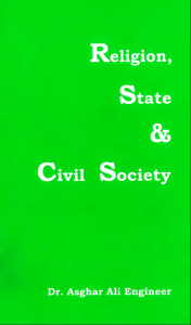Religion state and civil society