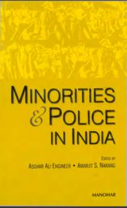 minority & police inindia