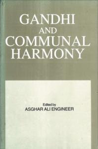 gandhi & communal harmony